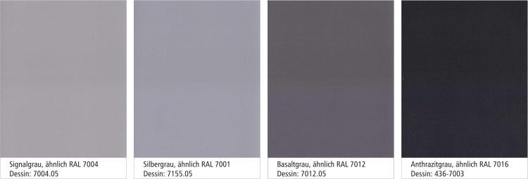 9 - paleta boja PVC SCHUCO